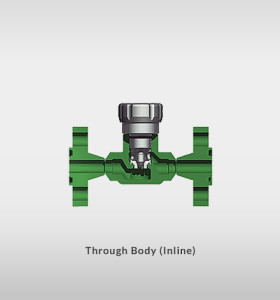 FCV Series - Through Body (Inline)